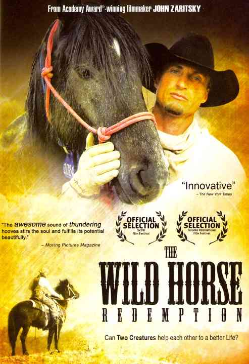 WILD HORSE REDEMPTION BY ZARITSKY,JOHN (DVD)