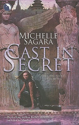 Cast in Secret By West, Michelle